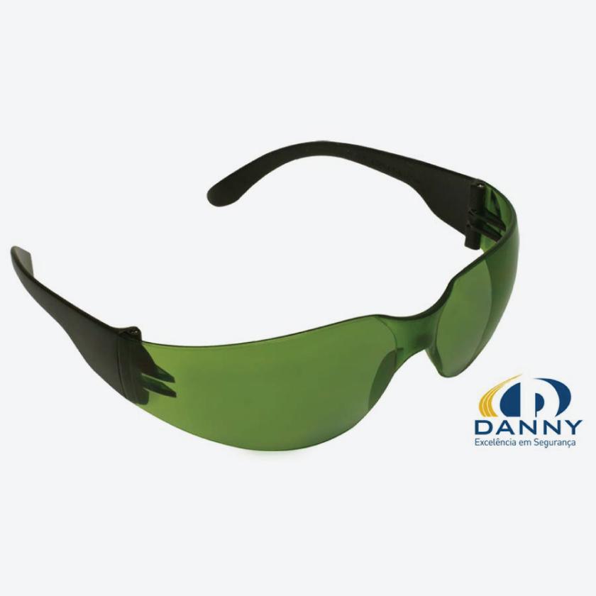 Óculos   DANNY TITANIUM Cinza - Granville Equipamentos de Segurança ... 50c561994e